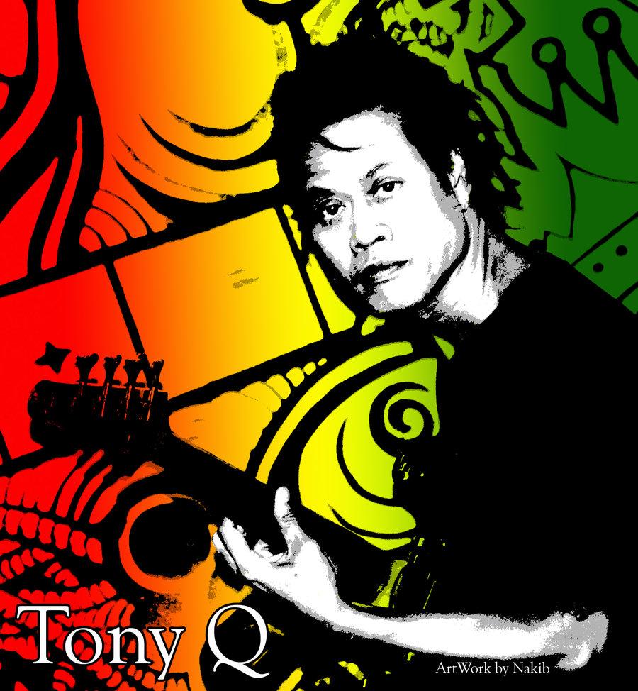 Chord Tony Q - Republik Sulap