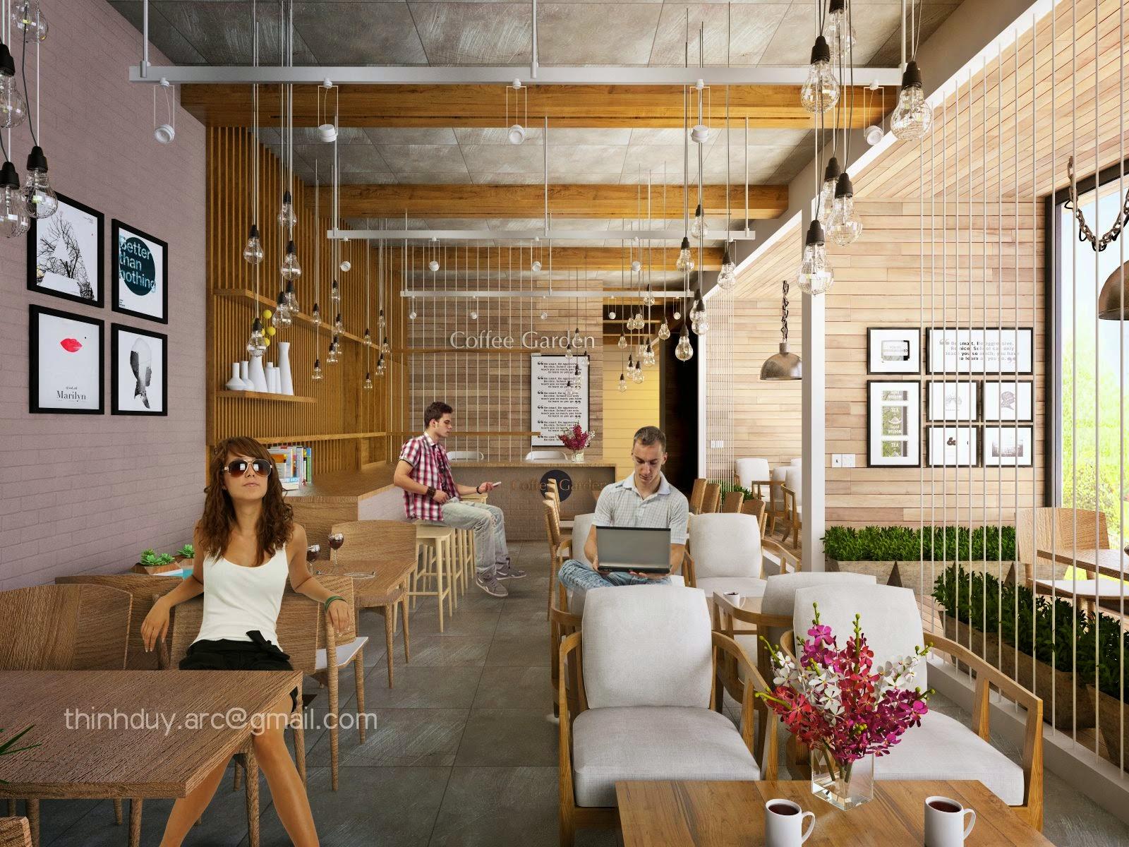 SKETCHUP TEXTURE Free sketchup model garden coffee bar shop 5