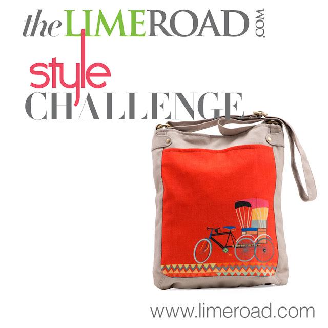 limeroad.com bag giveaway