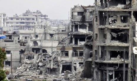 Syria ranap