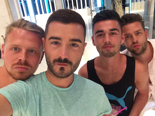 Sitges Gay Pride 2015 - Bearded Couture