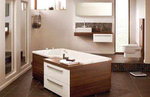 desain kamar mandi kontemporer