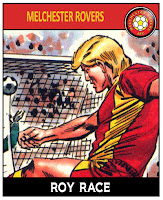 Roy Race - Melchester Rovers