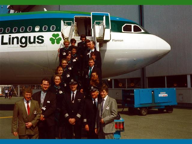 aer lingus flight attendant uniforms cabin crew photos