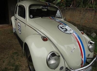 Fusca Herbie a venda_09