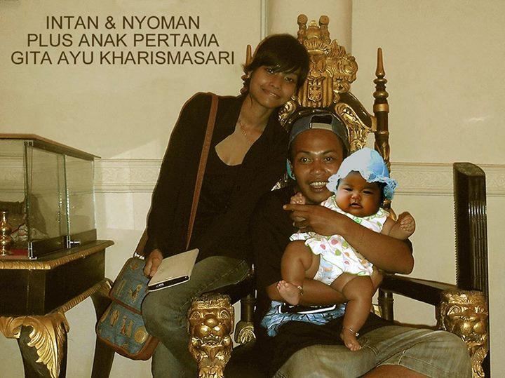 Keluargaku di Tampaksiring Bali