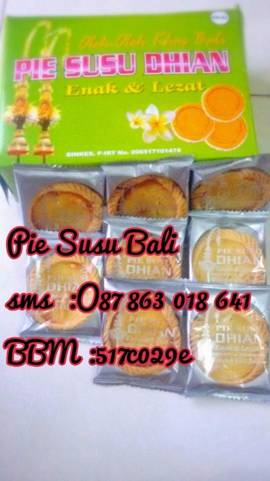 Pie Susu Dhian Jalan Nangka Bali