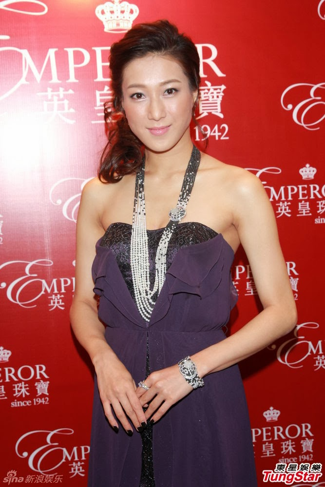 Linda Chung Thoughts News Pics Linda Chung Follows The