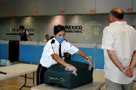 Revisa SAT equipaje sin molestar a pasajeros