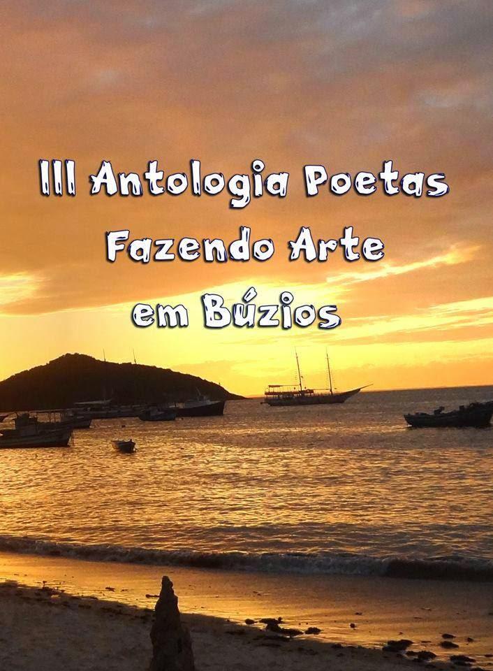 Poetas Fazendo Arte em Búzios - III Antologia