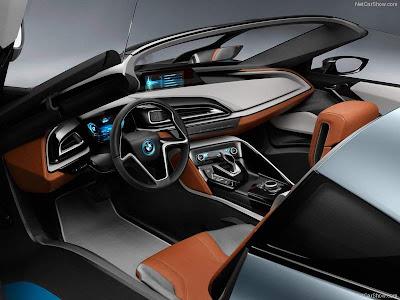 2013_BMW_i8_Spyder_Front_Interior
