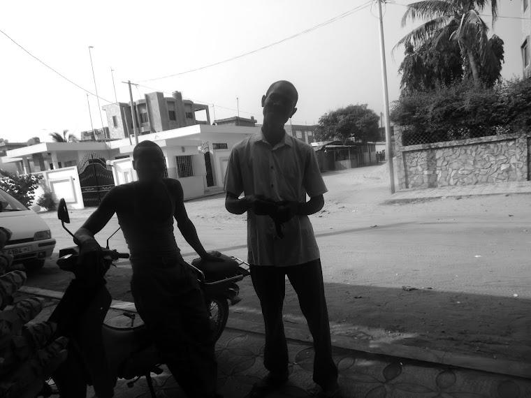 CA -ville de pechez -cotonou / Benin