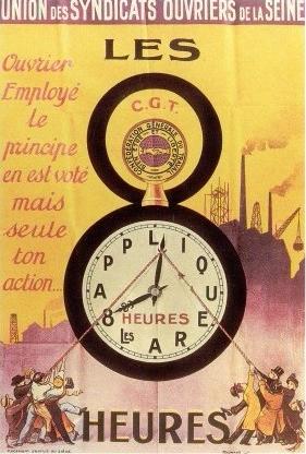 Medef et gouvernement : En finir avec les 35 heures pour démanteler le droit du travail dans ECONOMIE 8heures