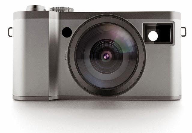 Rendering della fotocamera Konost FF