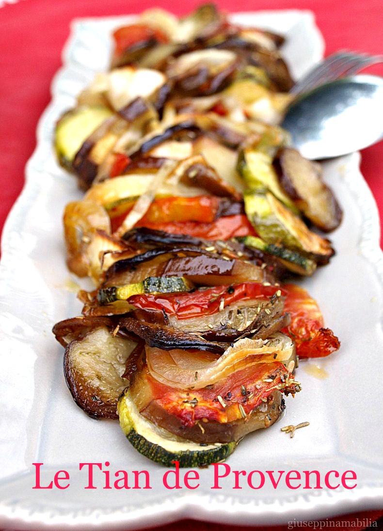 provencal provencal salad salmon provencal provencal vegetable tian ...