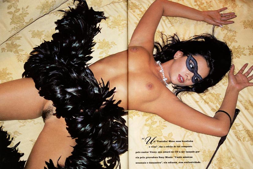 Tiazinha Suzana Alves Revista Playboy Mar O