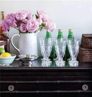 Entertaining - Cute Casual Buffet