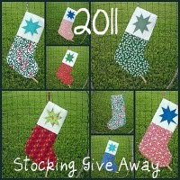 2011 Xmas Stocking Giveaway