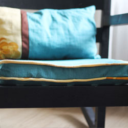 restyled seatcushion