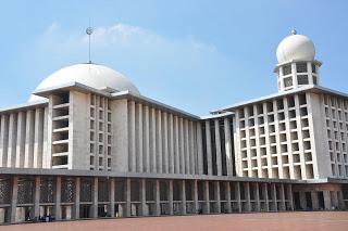 Asal Usul Sejarah Masjid Istiqlal Jakarta