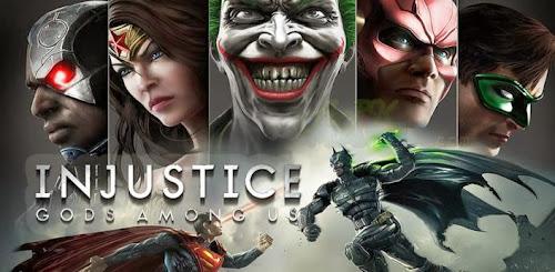 Download Injustice: Gods Among Us v2.7.0 Apk + Data Torrent