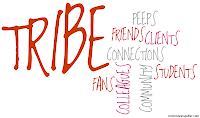 Tribe image from Bobby Owsinski's Music 3.0 blog