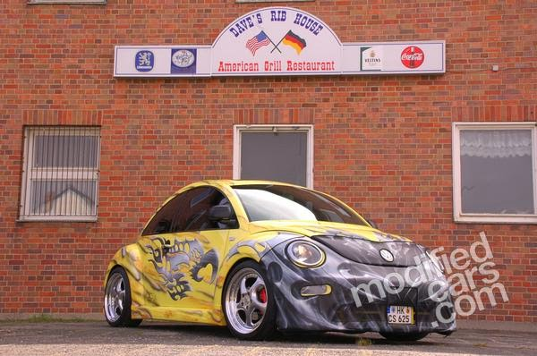 Modified VW New Beetle 1.8T 2000 Pictures
