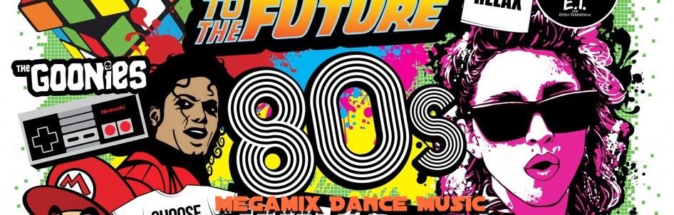 Retro disco hi nrg 80s megamix dance music various - I love 80s wallpaper ...