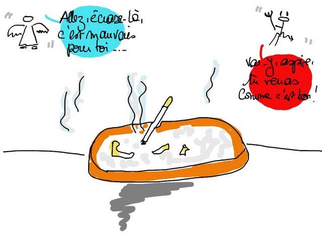 Comme cesser de fumer après lhémorragie