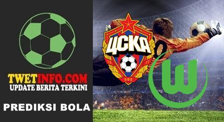 Prediksi CSKA Moscow vs Wolfsburg