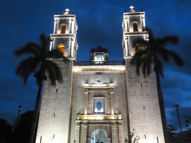 Cathedral Valladolid Mexico