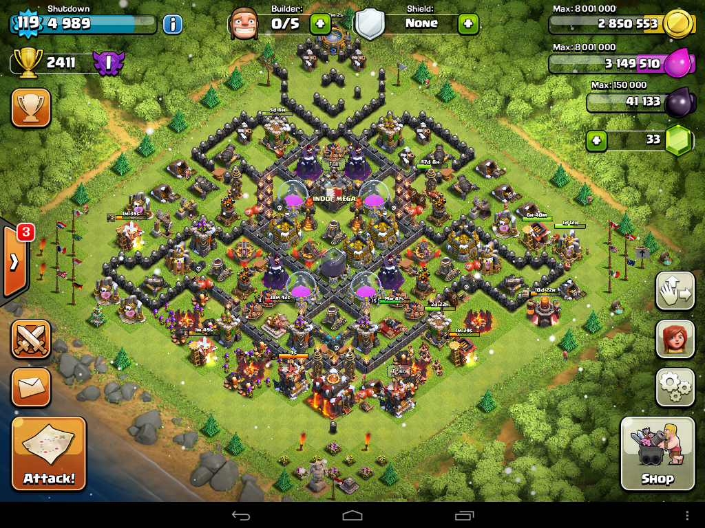 Clash of clans level 6 archers upgrade