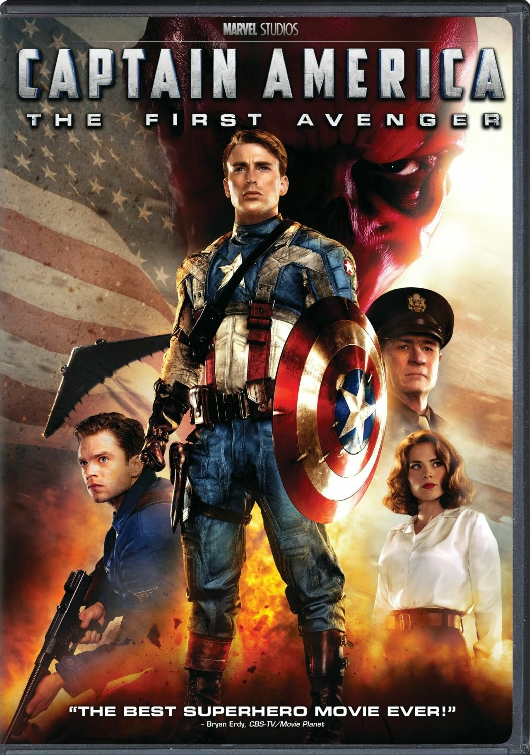 Captain America: The First Avenger 2011