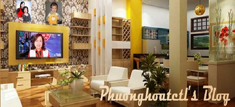 Blog của Nguyễn Phương Hoa