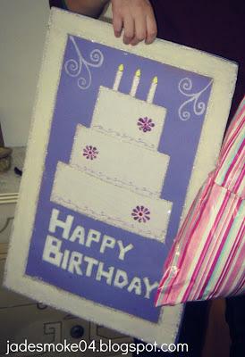 Full Size Birthday Card by Jadirah Sarmad (jadesmoke04.blogspot.com)