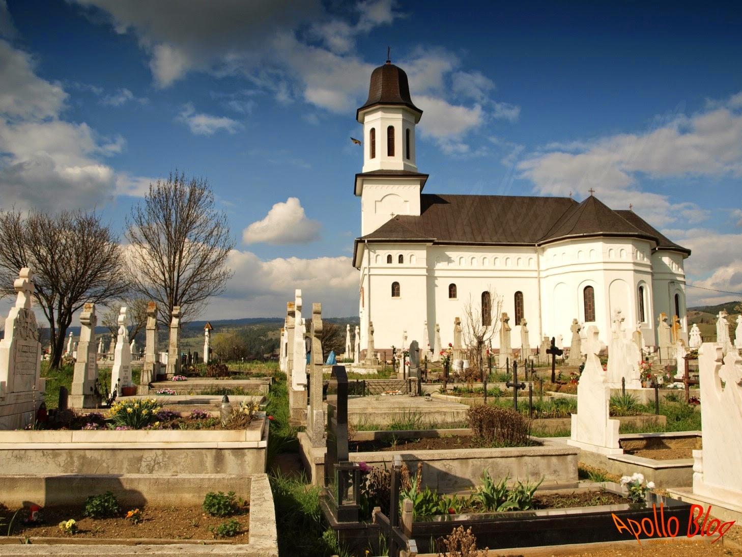 Biserica Hodosa Harghita