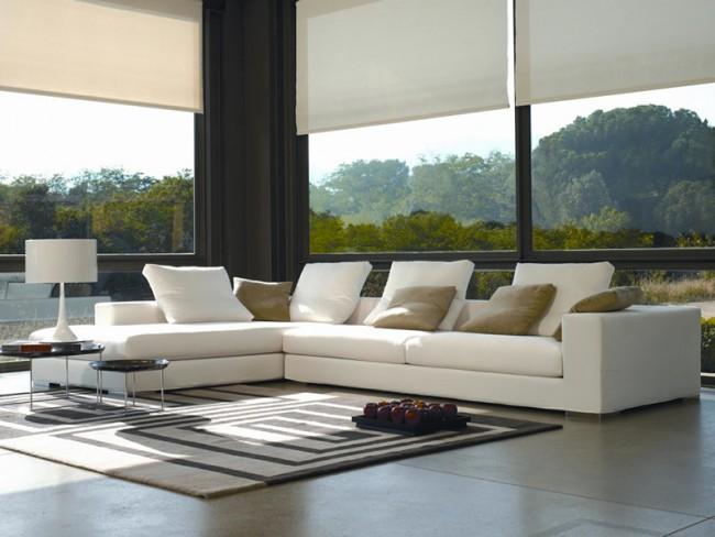 Cu ntos tipos de sof s existen for Recamaras minimalistas df