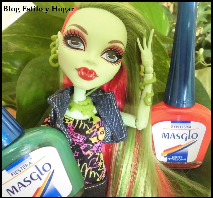 Estilo y hogar: Los colores de uñas de las Monster High.