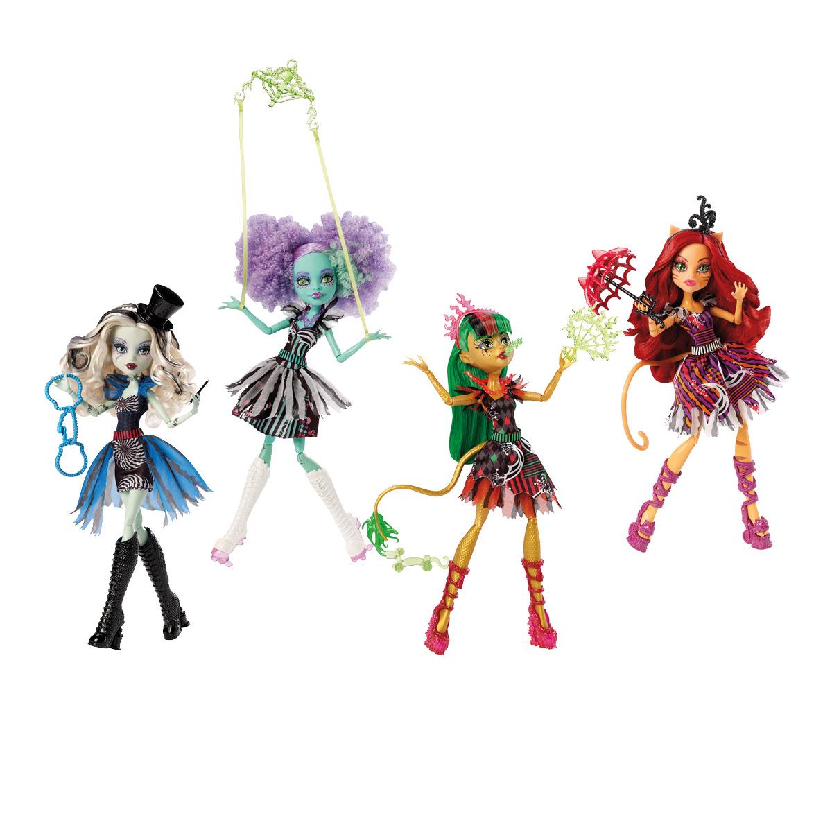 Juegos De Todas Las Monster High. Haz Click En Monster High Venus ...