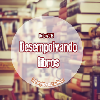 Reto 2016: Desempolvando libros