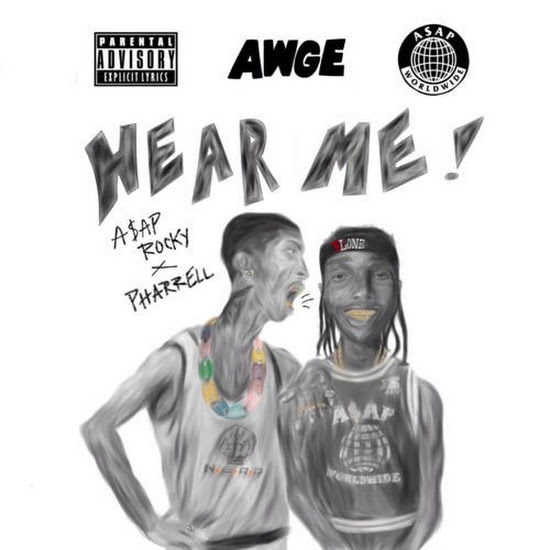A$AP Rocky - Hear Me (Feat. Pharrell)