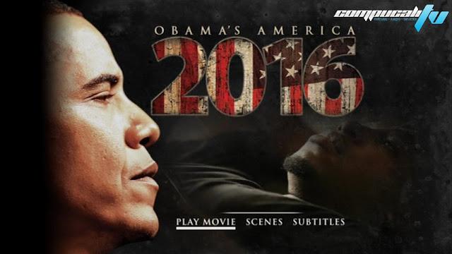 2016 Obama's America DVDR NTSC Subtitulos Español Latino Menú 2012