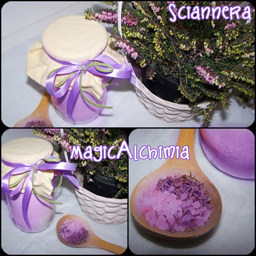 MagicAlchimia Auto-produzioni Cosmetiche: Polvere alla lavanda per ...