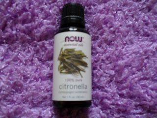 Now Foods, Essential Oils, Citronella
