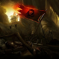 Dungeon Siege 3 iPad and iPad 2 Wallpapers