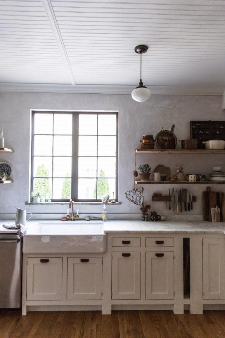Antic chic decoraci n vintage y eco chic lugares con alma la cocina de local milk - Cocina con alma ...
