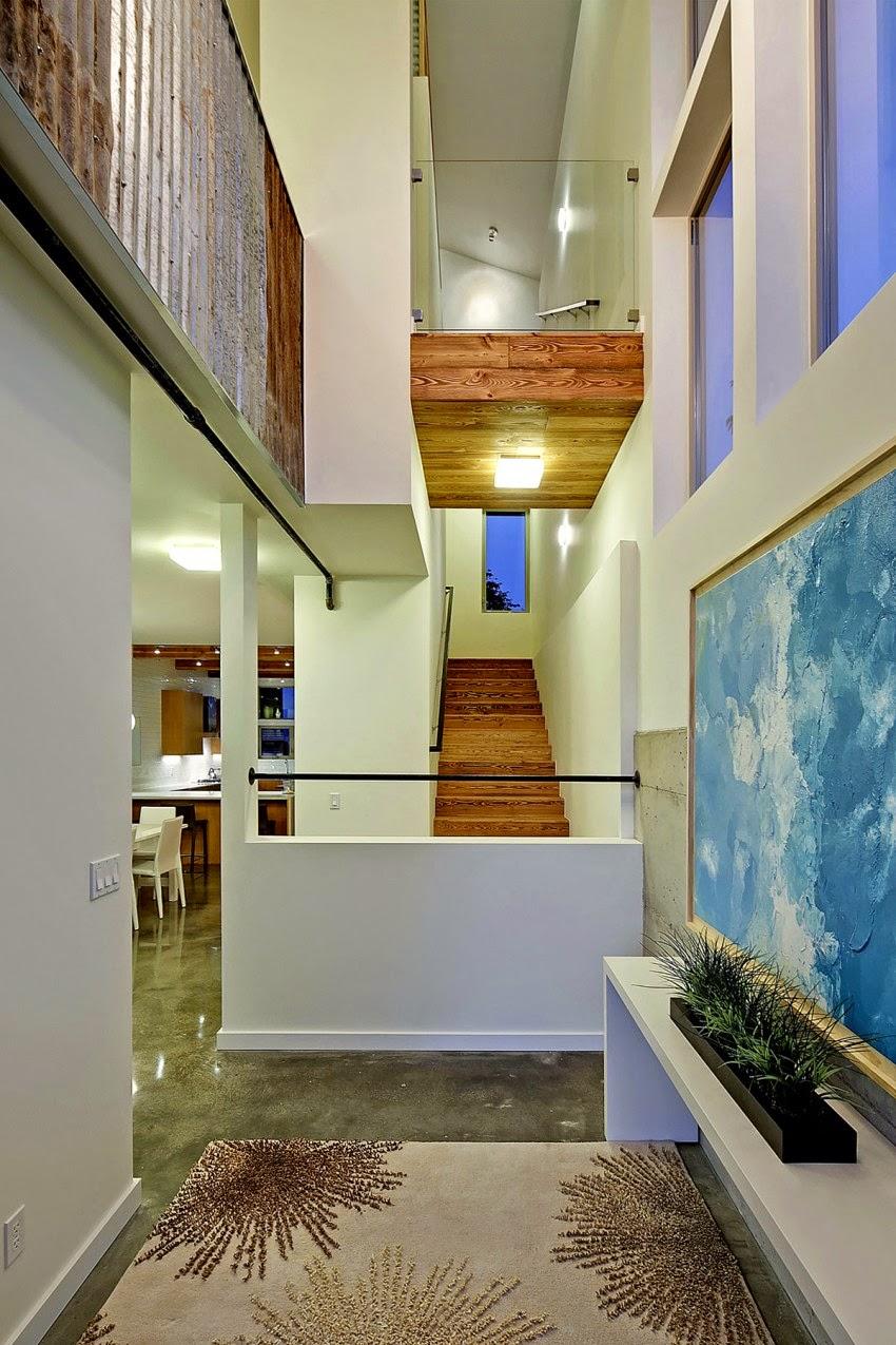 Net Zero Reclaimed Modern Home By Dwell Development Dwell Development LLC  The Award Winning Design Build
