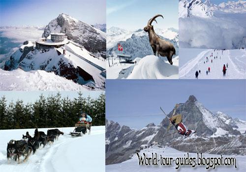 world tourist attractions