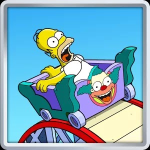 Descarrgar Los Simpson Springfield (Tapped out) Modificado v4.4.0 .apk