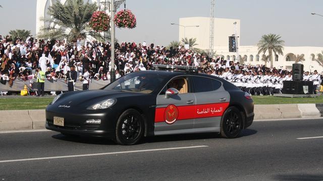 Qatar – Porsche Panamera